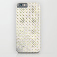 gOld grid iPhone 6s Slim Case