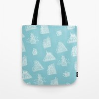 Icons East Tote Bag