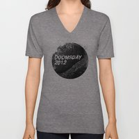 Doomsday 2012 Unisex V-Neck