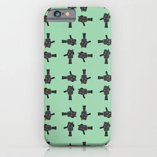 camera 02 pattern iPhone & iPod Case