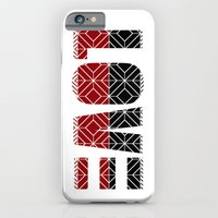iPhone & iPod Case featuring Love by F. C. Brooks