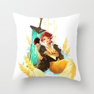 See You In The Country -… Throw Pillow