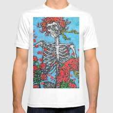 Garden of Eternity Mens Fitted Tee White SMALL