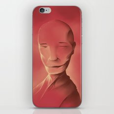 Peace of mind iPhone & iPod Skin