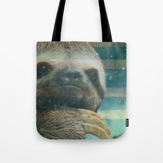 Ragin' like sloth!  Tote Bag