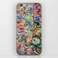 What a Mess!  iPhone & iPod Skin