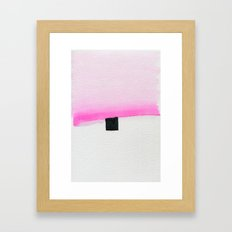 YV1 Framed Art Print