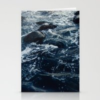 Salt Water Study Stationery Cards