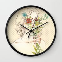 Stranger. Wall Clock