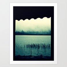 Framed Nature Art Print