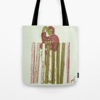 Billygoat with a blowtorch Tote Bag