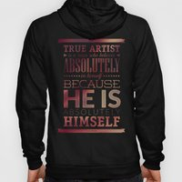 Be Yourself Hoody