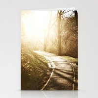 Road to heaven... Stationery Cards