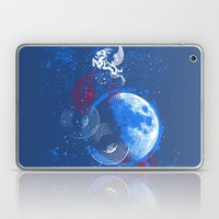 Winged Goat of the Cosmos Laptop & iPad Skin