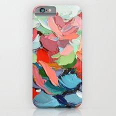 Winter's Bouquet iPhone 6 Slim Case