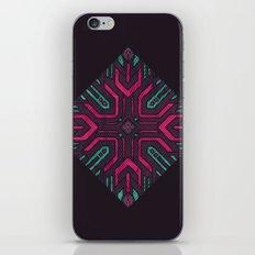 Neon Diamond iPhone & iPod Skin