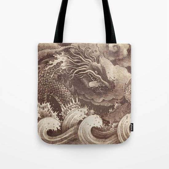 Edge of the World  Tote Bag