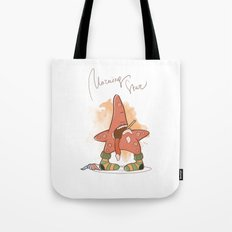 morning_star_02 Tote Bag