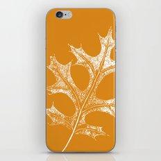 STATIONERY CARD - Autumn Leaf iPhone & iPod Skin
