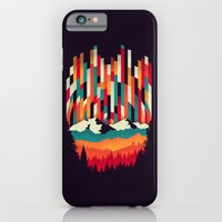 Sunset In Vertical Multi… iPhone 6 Slim Case