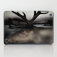 Tom Feiler Caribou iPad Case