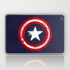Captain's America splash Laptop & iPad Skin