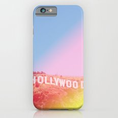 Colorful Hollywood Sign  iPhone 6 Slim Case
