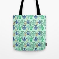 Persian Pots Tote Bag