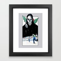 Black Xmas: The Final Ba… Framed Art Print