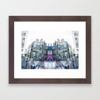 colour detector Framed Art Print