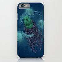 iPhone & iPod Case featuring Medusa by Tomas Jordan