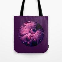 Water Drops XIIX Tote Bag