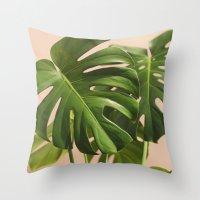 Verdure #2 Throw Pillow