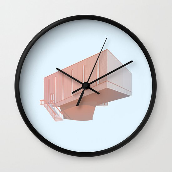 Hudson Beare Wall Clock