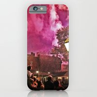 Firework Haze iPhone 6 Slim Case