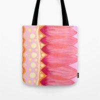 Lotus Petals Tote Bag