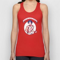 Chrom On And Slam Unisex Tank Top