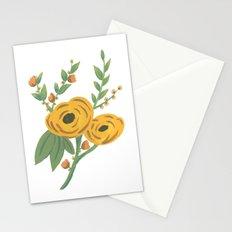 SPRING VINTAGE FLORAL Stationery Cards