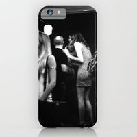 iPhone & iPod Case featuring Woman by Linda Flores