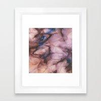 Inky 3 Framed Art Print