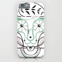 Happy Skull iPhone 6 Slim Case
