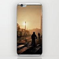 Foggy City iPhone & iPod Skin