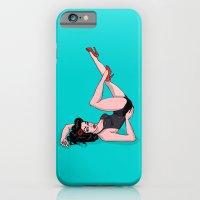 Pin Up Retro iPhone 6 Slim Case