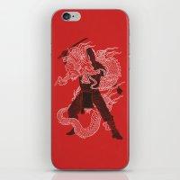 Dragon Ninja iPhone & iPod Skin