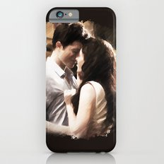 Edward and Bella from Twilight - Painting Style iPhone 6 Slim Case