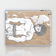 Heart of a Lion Laptop & iPad Skin