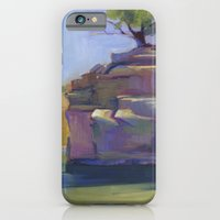 iPhone & iPod Case featuring River Bend by Jeannette Stutzman