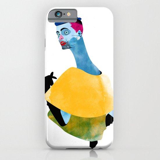 Susan iPhone & iPod Case