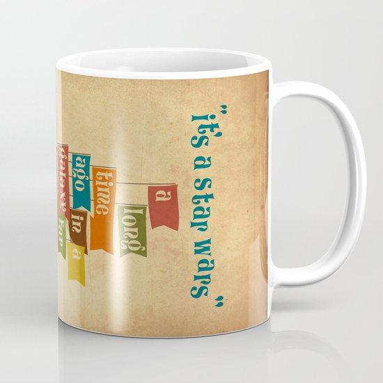 It's A Star Wars Mug