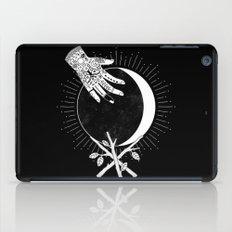 Waxing Crescent iPad Case